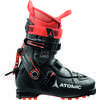 Backland Carbon Ski Boots Black/Anthracite/Orange