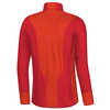 Manteau isolant Power Trail GORE Windstopper Rouge/Orange