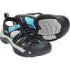 Newport Hydro Sandals Black/Norse Blue