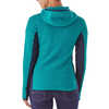Performance Better Sweater Hoody Elwha Blue