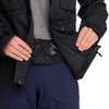 Steepside Jacket Black Heather