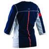 Khyber 3/4 Sleeve Jersey Black/Blue