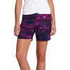 Levitate Shorts Cassis Cloud Shift Print
