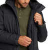 Northlink Parka Black Heather