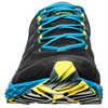 Chaussures de course sur sentier Lycan Noir/Bleu tropique