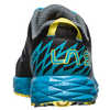 Lycan Trail Running Shoes Black/Tropic Blue