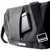Strand Messenger Bag Black/Black