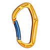 Mousqueton accessoire Mini 2.0 Gold/Deep Ocean