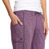 Ambient Capris Cassis Heather