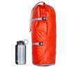 Nunatak 2-Person 4-Season Tent Lava/Tangerine