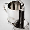 Mini Espresso Set 1 Cup Stainless Steel