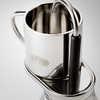 Cafetière expresso Mini 1 dose (tasse comprise) Acier inoxydable