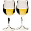 Nesting Wine Glass Set Clear