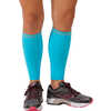 Compression Leg Sleeves Aqua