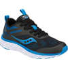 Liteform Miles Shoes Black/Royal Blue