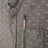 Chemise à imprimé Mountain Charbon de bois
