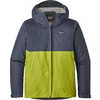 Torrentshell Jacket Dolomite Blue w/Light Gecko Green