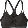Barely Bra Valley Flora Jaquard/Black