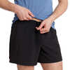 Short de course sur sentier BPM Black