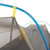 High Side 1-Person Tent Yellow/Blue