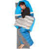 Backcountry Bed +2C Down Sleeping Bag Blue/Grey