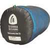 Sac de couchage Backcountry Bed 2 °C Bleu/Gris