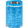 Sac de couchage Backcountry Bed Duo 700F 2 °C Bleu