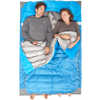 Backcountry Bed +2C Down Double Sleeping Bag Blue