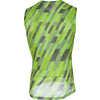 Pro Mesh Sleeveless Base Layer Pro Green