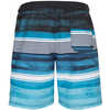 Vibe Breaker Volley Boardshorts Blue Stripe