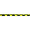 Corde hydrofuge Pinnacle 2 motifs de 9,5 mm Guêpe jaune