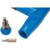 Clé dynamométrique ajustable ATD-1.2 Noir/Bleu