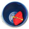 TriBag 10 L Barrel Bag - Set of 3 Red