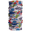 Multi Tubular Headwear Deep Sea Creatures Print