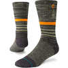 Chaussettes mi-mollet Outdoor Olive chasseur
