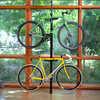 Support de rangement pour deux vélos Velo Column Noir/Gris