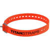 Industrial Super Strap Fluoro Orange