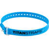 Industrial Super Strap Fluoro Blue