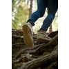 Chaussures de randonnée légère imperméables Patch Loup gris
