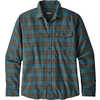Fjord Lightweight Flannel Shirt Herder: Sediment