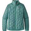 Micro Puff Jacket Beryl Green