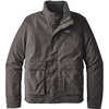Maple Grove Canvas Jacket Forge Grey