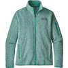 Better Sweater Jacket Lite Distilled Green