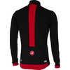 Fondo Long Sleve Full-Zip Jersey Black/Red