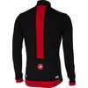 Fondo Long Sleeve Jersey FZ Black/Red