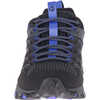 Moab FST II Waterproof Light Trail Shoes Black/Granite