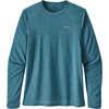 Nine Trails Long Sleeve Shirt Big Sur Blue