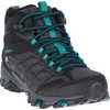 Moab FST Ice+ Winter Boots Black/Teal