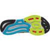 Chaussures de course sur route 890 v6 Blanc/Noir/Fluo/Bleu Maldives