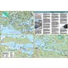 Broughtons/Johnstone Strait Waterproof Map